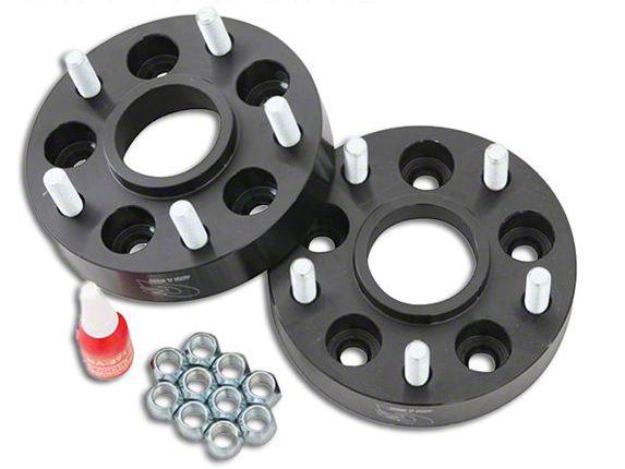 G2 1.25 in. Billet Wheel Spacers (07-18 Sierra 1500)