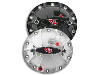 G2 Raw Aluminum Torque Differential Cover - 8.5/8.6 in. (07-13 Sierra 1500)