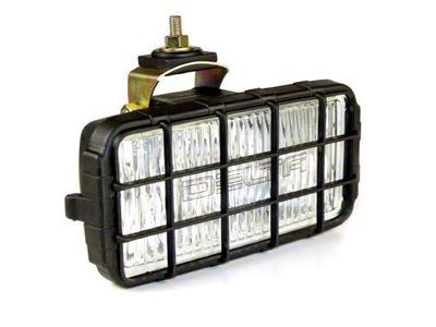 Delta 7x3.5 in. 245H Series Rectangular Fog Lights - Pair
