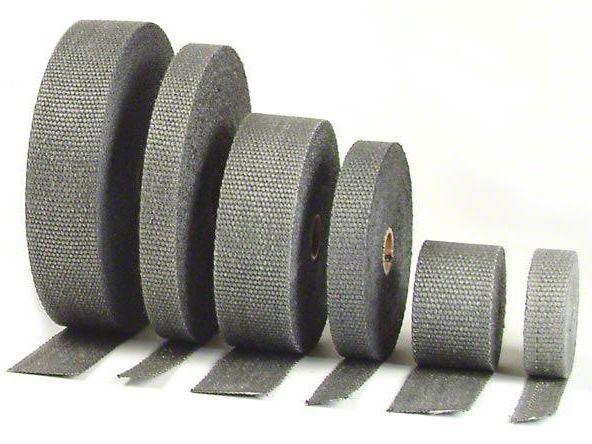 DEI Black Exhaust Wrap (07-18 Sierra 1500)