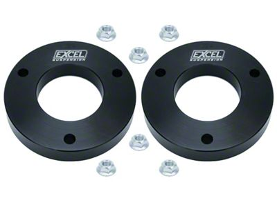 Excel Suspension 1.5 in. XDS Series Billet Leveling Kit (07-18 Sierra 1500, Excluding 14-18 Denali)