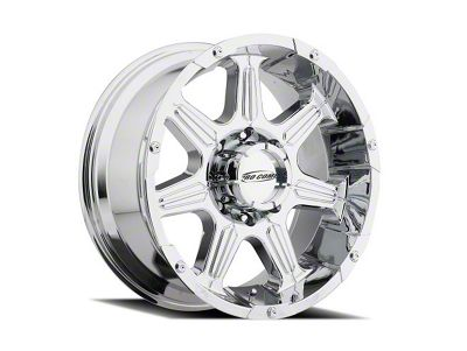Pro Comp District Chrome 6-Lug Wheel - 20x9 (07-18 Sierra 1500)