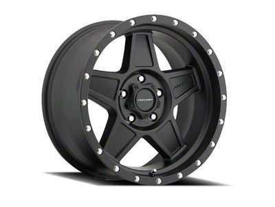 Pro Comp Predator Satin Black 6-Lug Wheel - 17x8.5 (07-18 Sierra 1500)