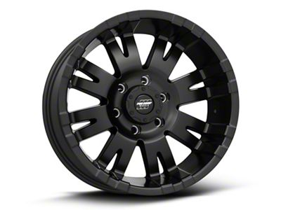 Pro Comp Series 5001 Satin Black 6-Lug Wheel - 18x9.5 (07-18 Sierra 1500)