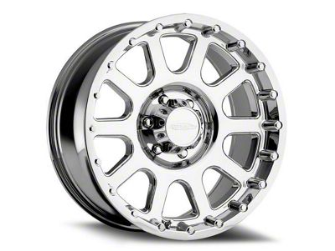 Pro Comp Series 6632 Chrome 6-Lug Wheel - 20x9 (07-18 Sierra 1500)