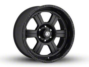 Pro Comp Series 7089 Matte Black 6-Lug Wheel - 17x8 (07-18 Sierra 1500)