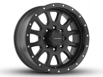 Pro Comp Syndrome Satin Black 6-Lug Wheel - 17x9 (07-18 Sierra 1500)