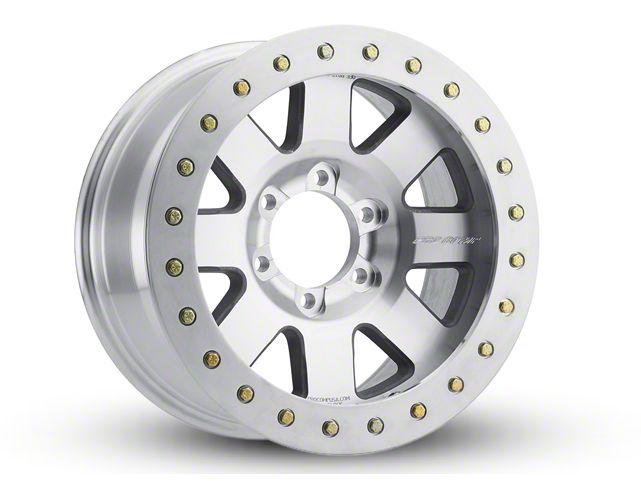 Pro Comp Vapor Pro II Machined 6-Lug Wheel - 17x9 (07-18 Sierra 1500)