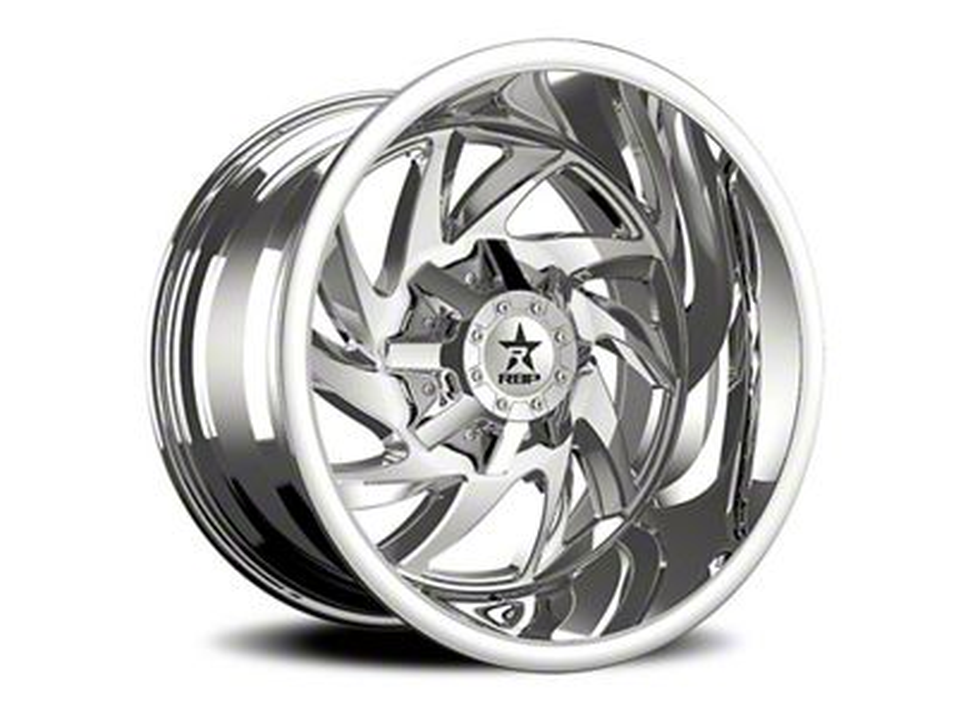 RBP 66R HK-5 Chrome 6-Lug Wheel - 20x12 (07-18 Sierra 1500)
