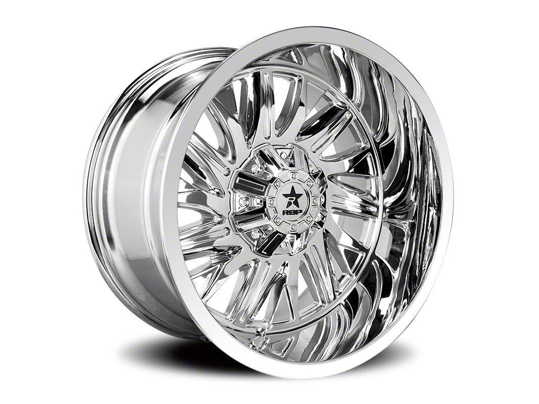 RBP 75R Batallion Chrome 6-Lug Wheel - 20x12 (07-18 Sierra 1500)