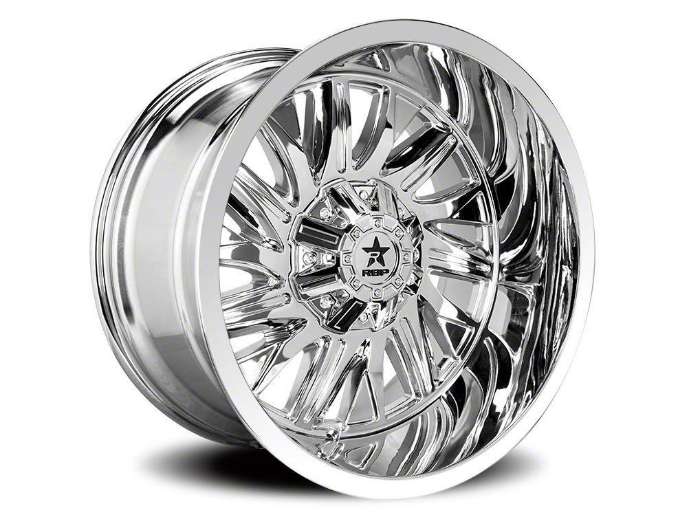 RBP 75R Batallion Chrome 6-Lug Wheel - 22x12 (07-18 Sierra 1500)