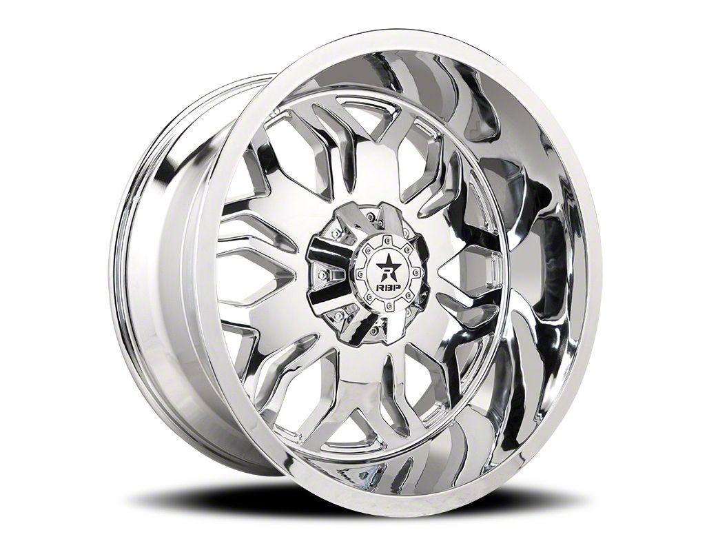 RBP 87R Blade Chrome 6-Lug Wheel - 20x12 (07-18 Sierra 1500)
