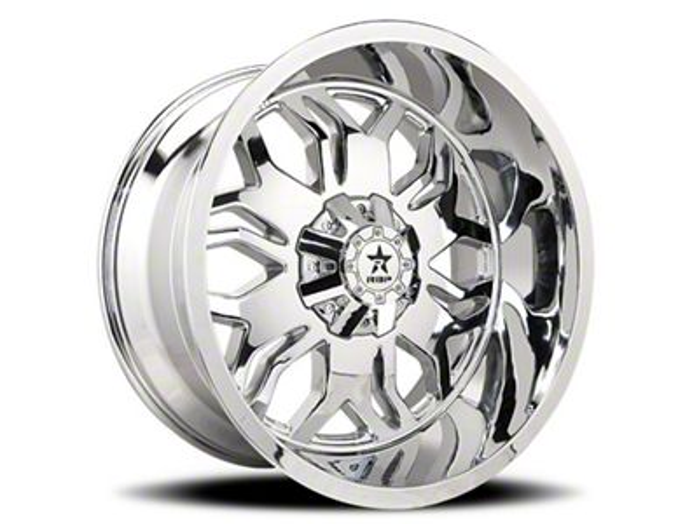 RBP 87R Blade Chrome 6-Lug Wheel - 22x12 (07-18 Sierra 1500)
