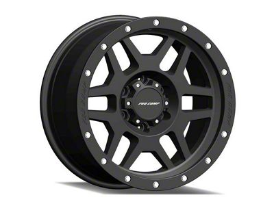 Pro Comp Phaser Satin Black 6-Lug Wheel - 20x9 (07-18 Sierra 1500)