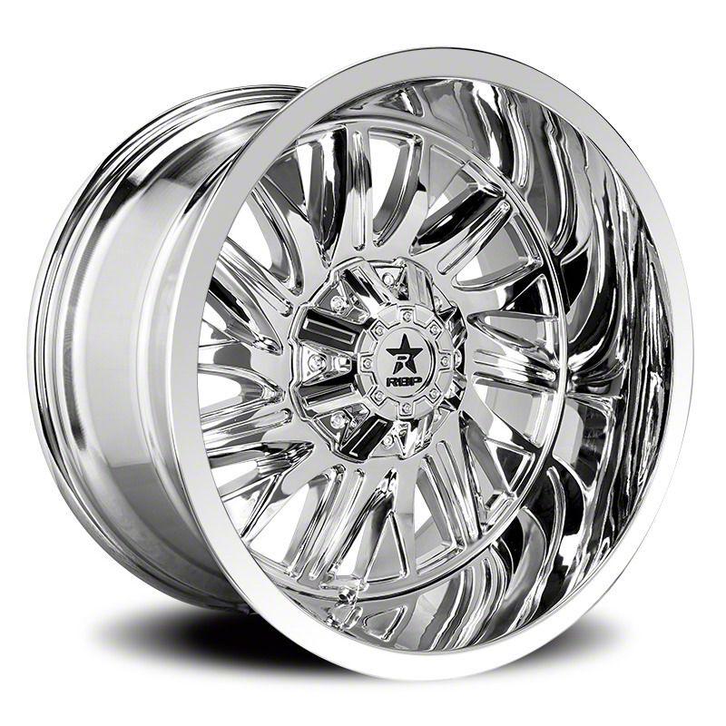 RBP 75R Batallion Chrome 6-Lug Wheel - 20x9 (07-18 Sierra 1500)