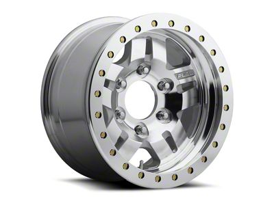 Fuel Wheels ANZA Bead Lock Raw Machined 6-Lug Wheel - 17x9 (07-18 Sierra 1500)