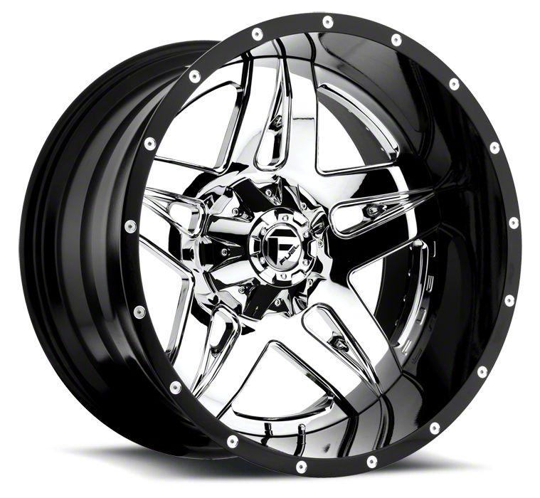 Fuel Wheels Full Blown Chrome 6-Lug Wheel - 20x12 (07-18 Sierra 1500)