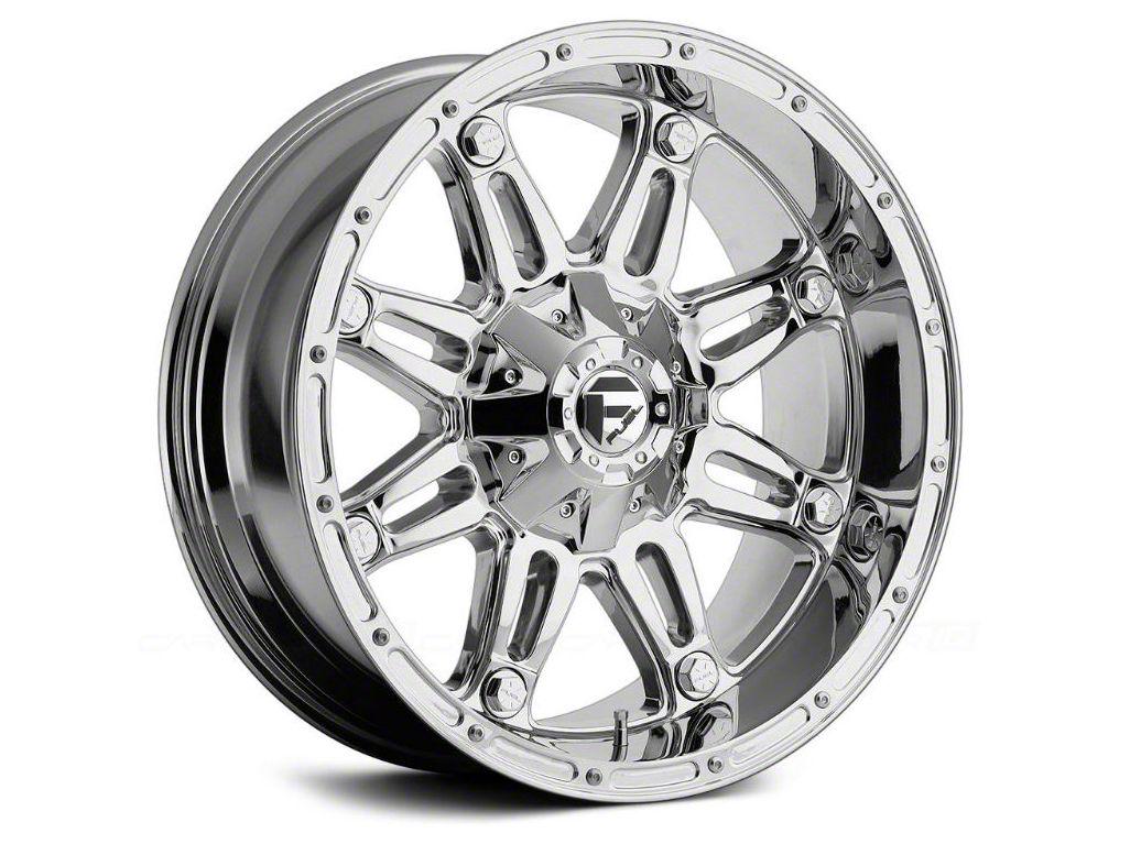 Fuel Wheels Hostage Chrome 6-Lug Wheel - 24x11 (07-18 Sierra 1500)