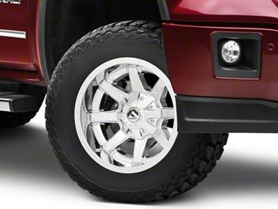 Fuel Wheels Maverick Chrome 6-Lug Wheel - 17x10 (07-18 Sierra 1500)