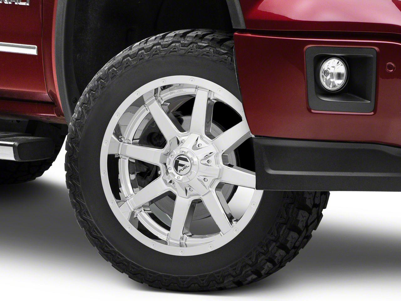 Fuel Wheels Maverick Chrome 6-Lug Wheel - 20x9 (07-18 Sierra 1500)