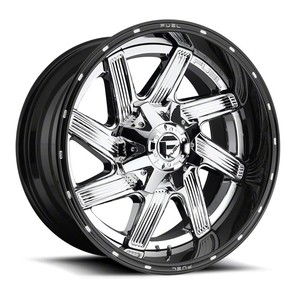 Fuel Wheels Moab Chrome 6-Lug Wheel - 20x10 (07-18 Sierra 1500)
