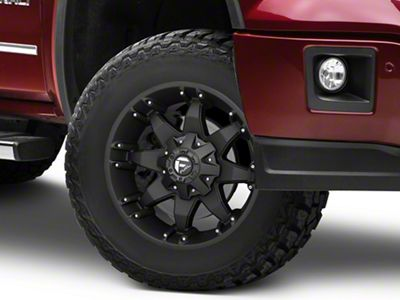 Fuel Wheels Octane Matte Black 6-Lug Wheel - 18x9 (07-18 Sierra 1500)
