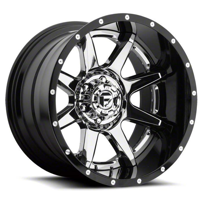Fuel Wheels Rampage Chrome 6-Lug Wheel - 20x12 (07-18 Sierra 1500)