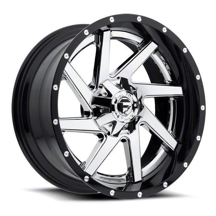 Fuel Wheels Renegade Chrome 6-Lug Wheel - 20x10 (07-18 Sierra 1500)