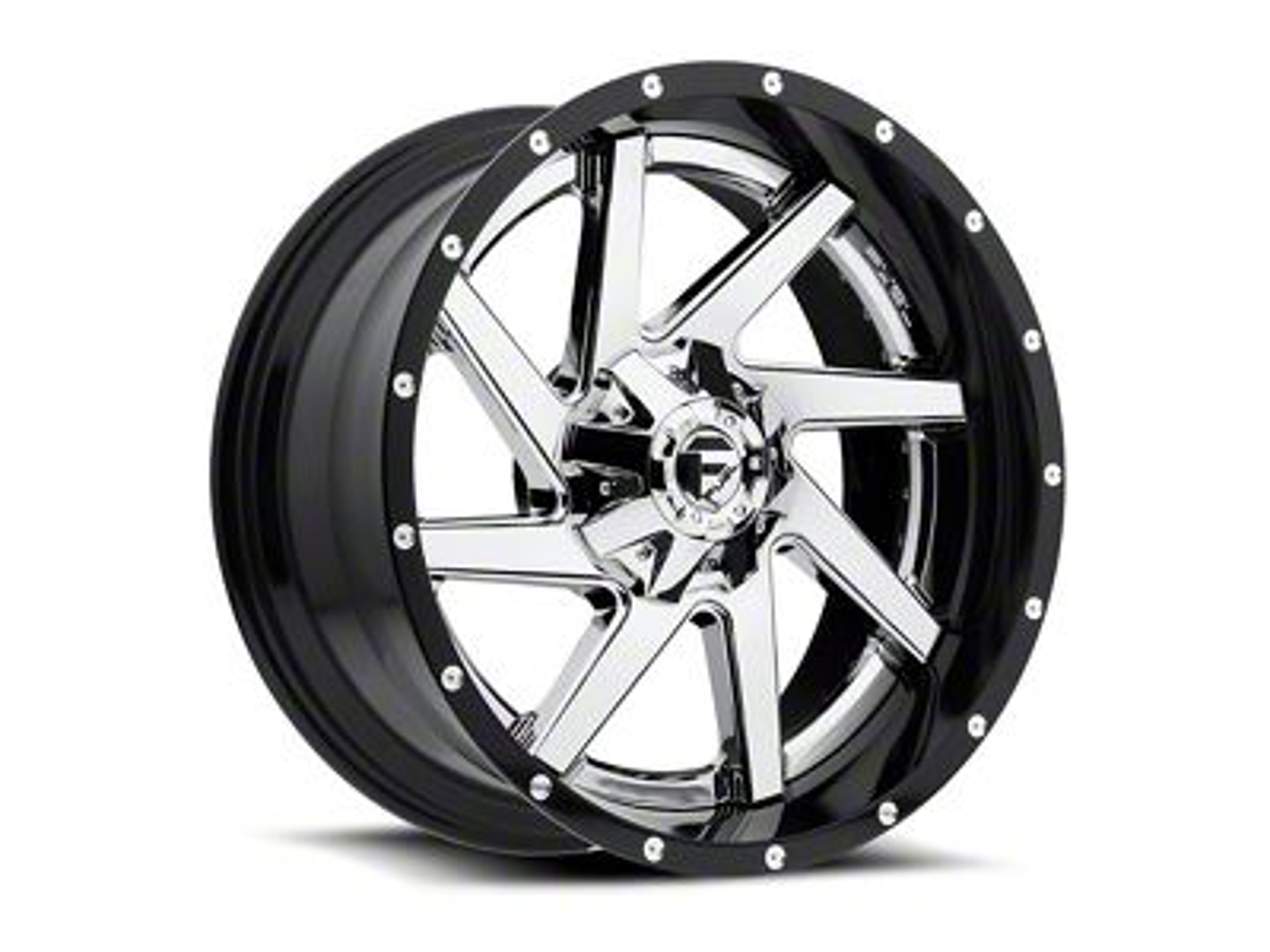 Fuel Wheels Renegade Chrome 6-Lug Wheel - 20x14 (07-18 Sierra 1500)