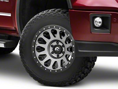 Fuel Wheels Vector Gun Metal 6-Lug Wheel - 17x8.5 (07-18 Sierra 1500)