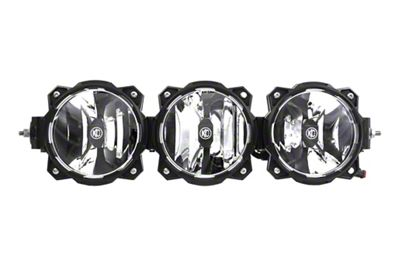 KC HiLiTES 20 in. Gravity Pro6 LED Light Bar - Spot/Spread Combo