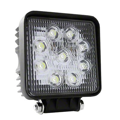 Oracle 4.5 in. Off-Road Series 24W Square LED Light - Spot Beam