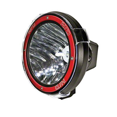 Oracle 7 in. Off-Road Series A10 35W Round HID Xenon Light - Flood Beam