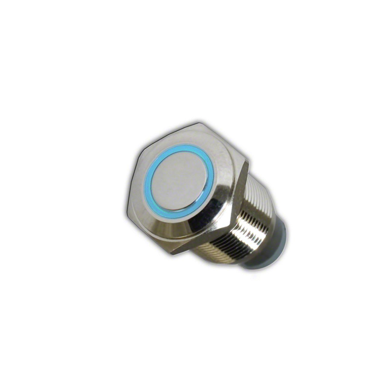 Oracle On/Off Flush Mount LED Switch - Blue (07-18 Sierra 1500)