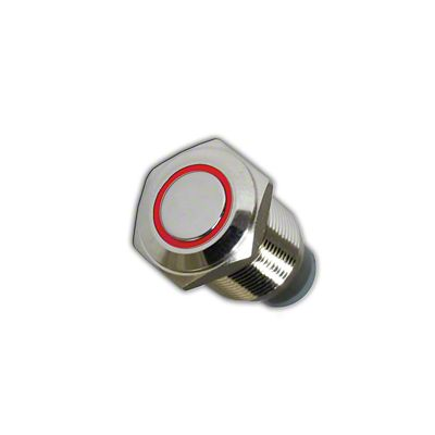 Oracle On/Off Flush Mount LED Switch - Red (07-18 Sierra 1500)