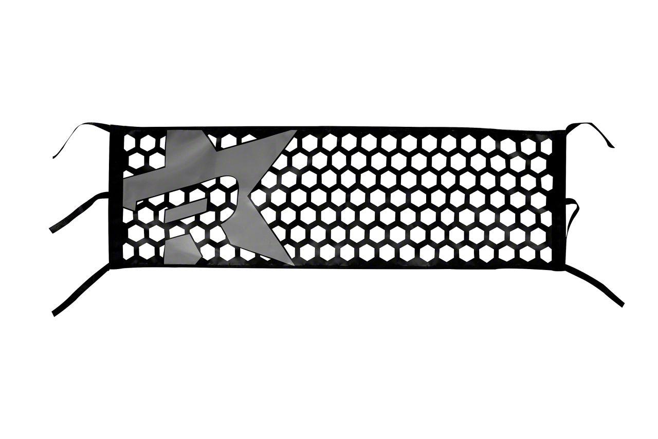 RBP Honeycomb Tailgate Net - Gray Star (07-18 Sierra 1500)