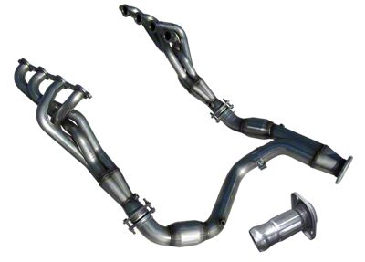 American Racing Headers 1-3/4 in. Long Tube Headers w/ Catted Y-Pipe (07-08 6.2L Sierra 1500)