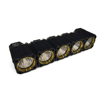 KC HiLiTES 10 in. Flex Array LED Add-On - Spot Beam
