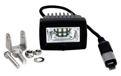 KC HiLiTES 2 in. C-Series C2 LED Light Bar - Flood Beam
