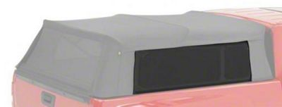 Bestop Replacement Tinted Windows for Supertop Soft Bed Topper (07-18 Sierra 1500)
