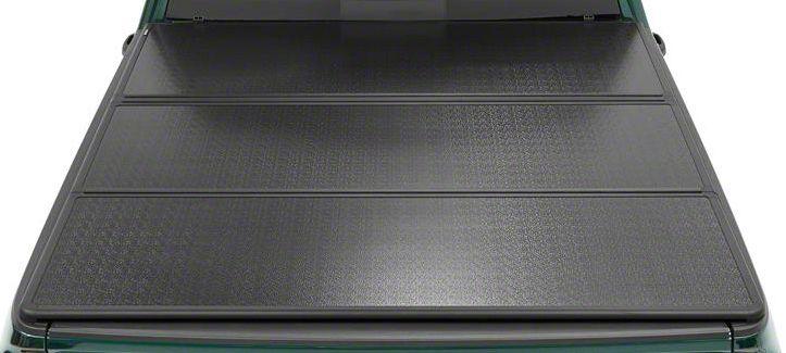 Bestop EZ-Fold Hard Tonneau Cover - Aluminum (14-18 Sierra 1500 w/ Short & Standard Box)