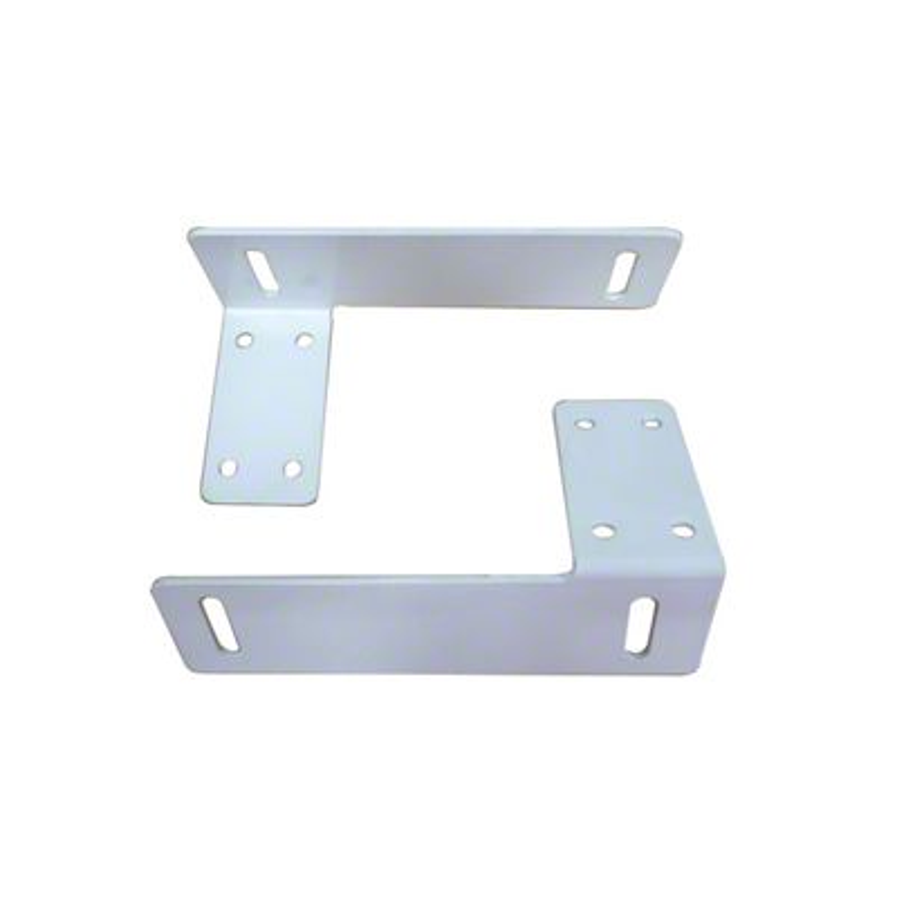 Westin Headache Rack Tool Box Bracket - White (07-18 Sierra 1500)