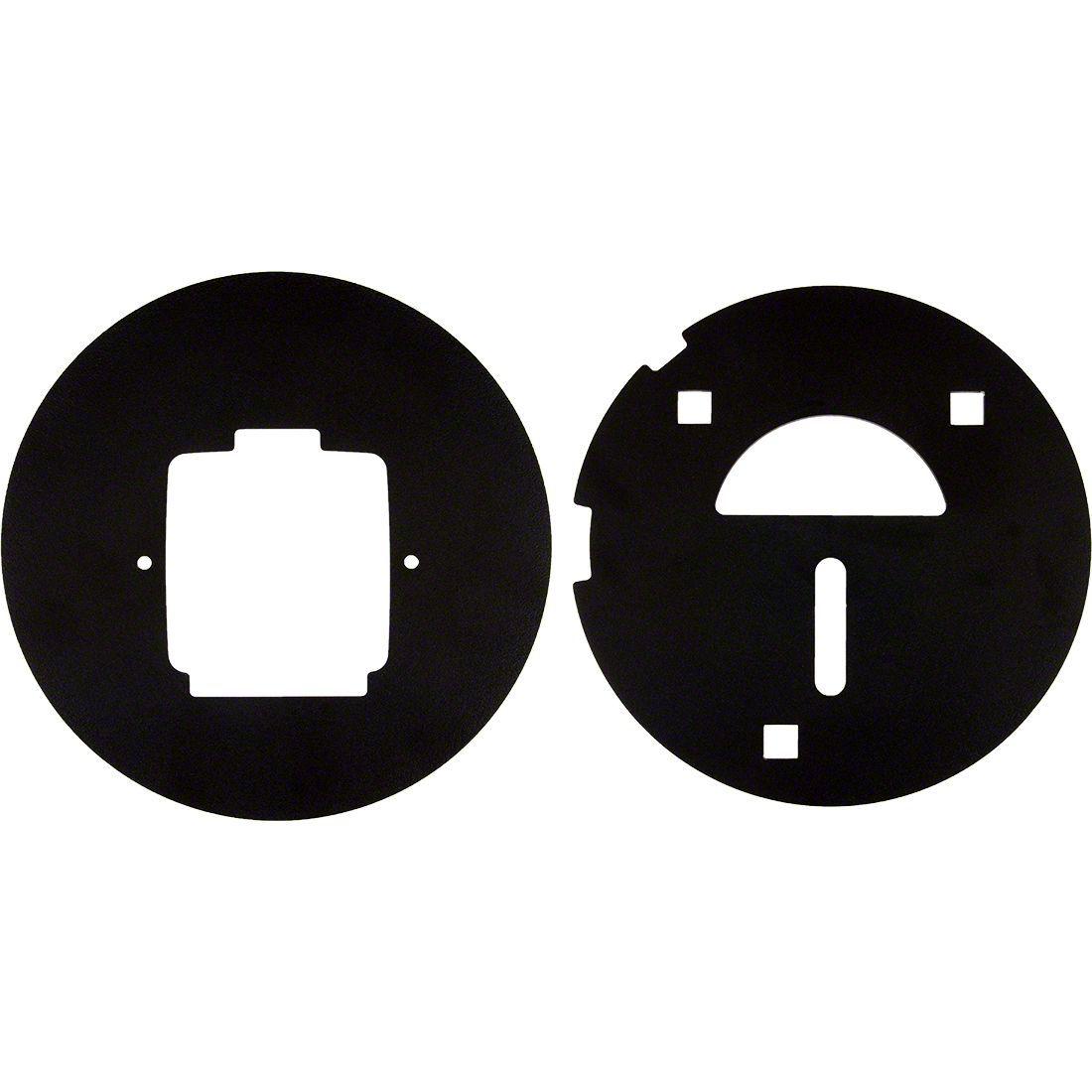 Rigid Industries D-Series Fog Light Mounting Brackets (08-13 Sierra 1500)