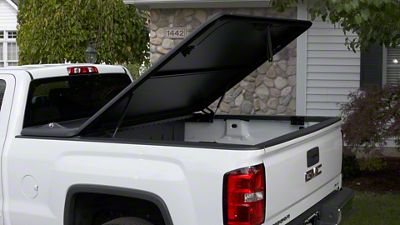 Management System Tonneau Cover (07-13 Sierra 1500 w/ Short & Standard Box)