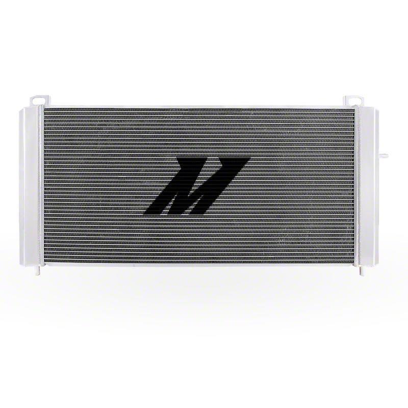 Mishimoto Performance Intercooler - Silver (07-13 V8 Sierra 1500)