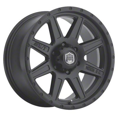 Mickey Thompson Deegan 38 Pro 2 Black 6-Lug Wheel - 18x9 (07-18 Sierra 1500)