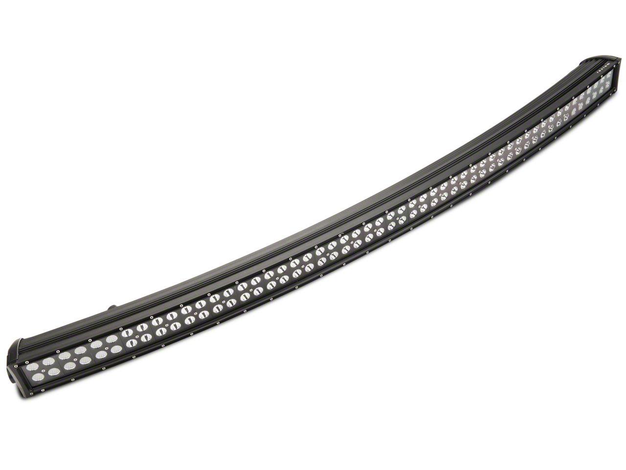 Raxiom 54 in. Dual Row LED Light Bar w/ Roof Mounting Brackets (07-13 Sierra 1500)