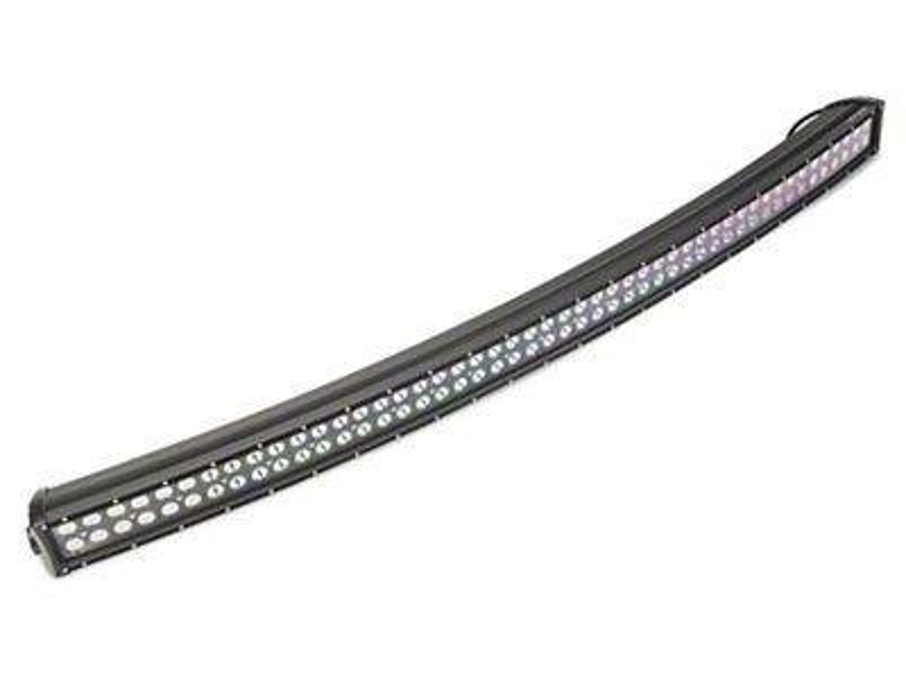 Raxiom 50 in. Dual Row LED Light Bar w/ Roof Mounting Brackets (14-15 Sierra 1500)
