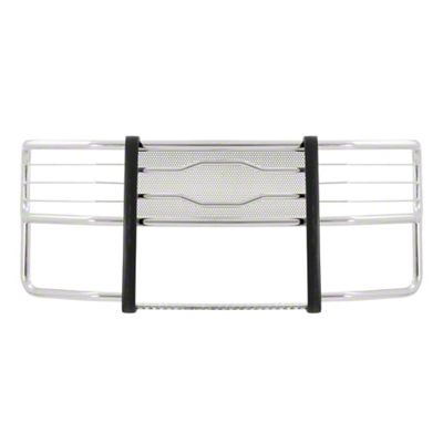 Luverne Prowler Max Grille Guard - Polished Stainless (16-18 Sierra 1500)