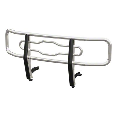 Luverne 2 in. Tubular Grille Guard - Chrome (07-13 Sierra 1500)